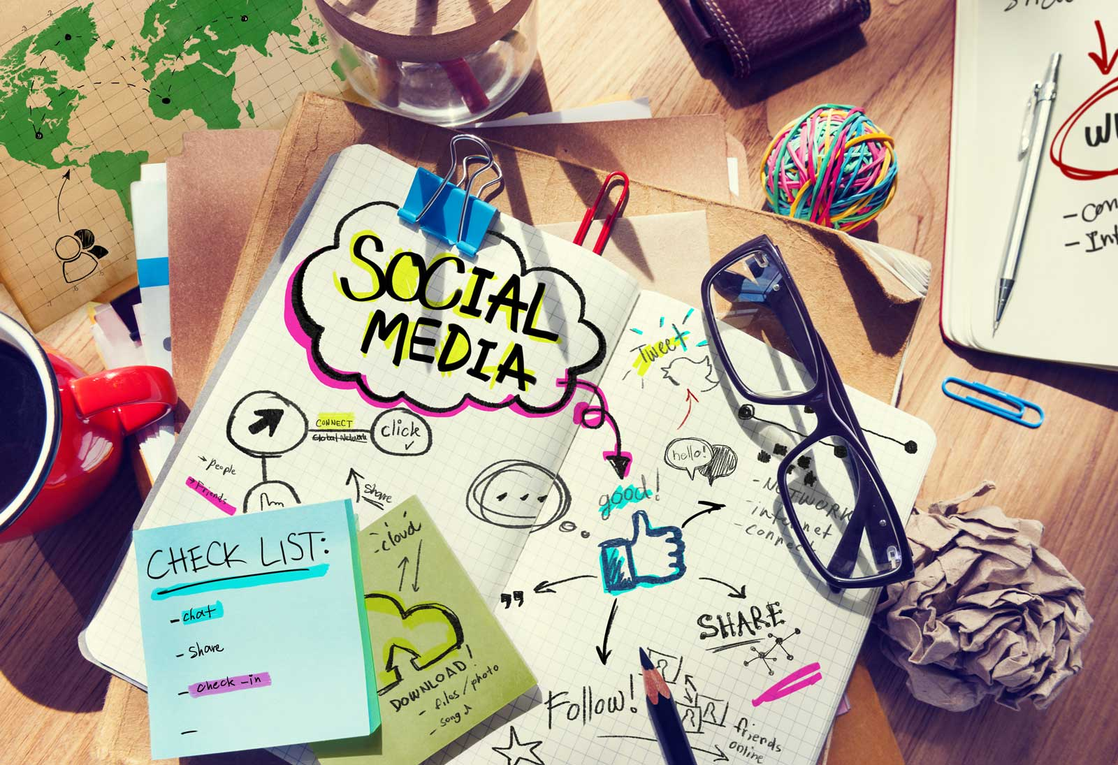Social Media Marketing 101: A Quick Guide - McCall Media Solutions